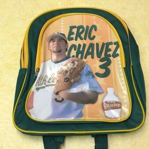 Eric Chavez Athletics Backpack